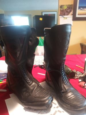 Motorcycle boots for Sale in Seattle, WA