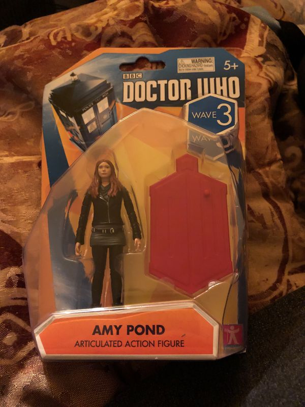 Amy Pond Doctor Who Action Figure