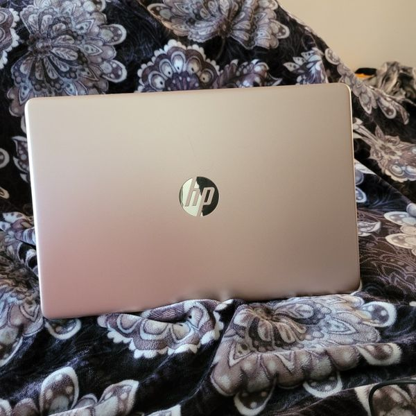 "hp 15-ef1003ds rose gold HP 15"" Touch Laptop AMD Athlon 8GB RAM 256GB SSD"