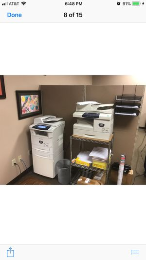 Commercial copier,printer,scanner,fax for Sale in Grove City, OH
