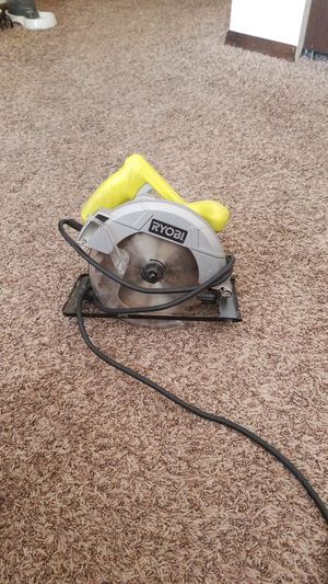 Ryobi circular saw for Sale in Missoula, MT