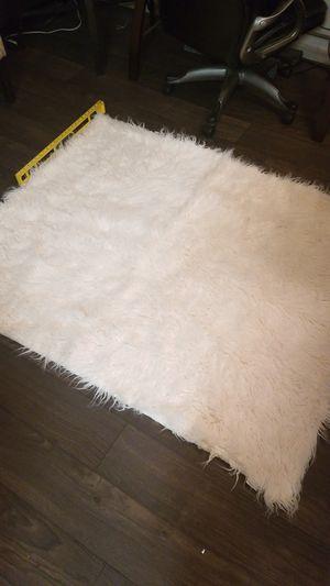 """Fur blanket 58""""x48"""" for Sale in Phoenix, AZ"""