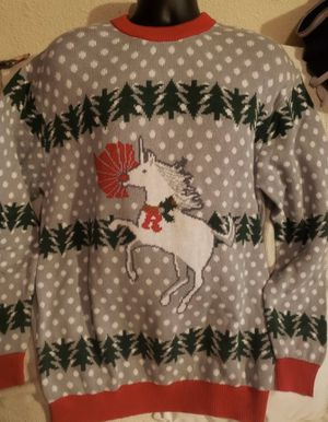 Unicorn ugly Christmas sweater for Sale in Los Angeles, CA