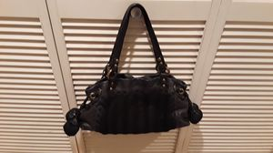 Black leather boho bag for Sale in Milwaukie, OR