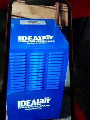 Commercial grade dehumidifier new for Sale in Victorville, CA