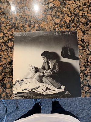 Billy Joel the stranger 1977 vinyl for Sale in Lakewood, CO