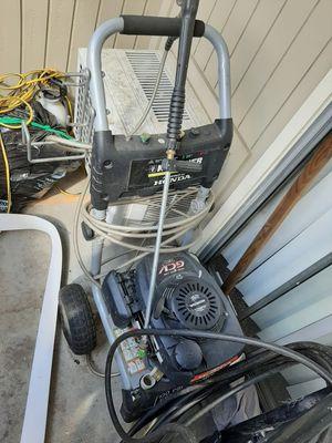 2.3 gpm 2600 psi pressure washer for Sale in Modesto, CA