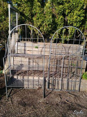 :: Elegant display metal shelves :: for Sale in Portland, OR