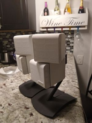 Bose double cubes with stand. for Sale in Streamwood, IL