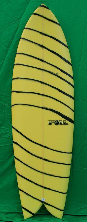 "New 5'10"" FOIL ""The Kraken"" surfboard for Sale in Land O Lakes, FL"