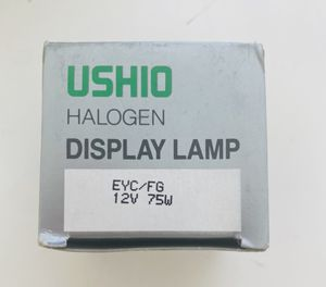 USHIO MR16 halogen 12V 75W EYC/FG new never use for Sale in FL, US