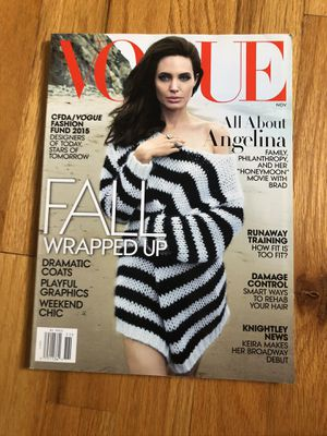 Angelina Jolie Magazine Stack for Sale in Jersey City, NJ