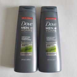 2 Dove Men Care Shampoo And Conditioner for Sale in Santa Ana,  CA