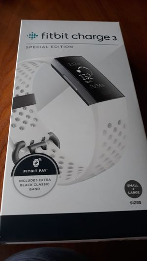 Fitbit charge 3 for Sale in Norfolk, VA