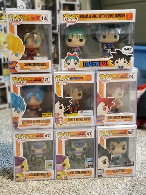 FUNKO POP (DBZ) for Sale in Winter Garden, FL
