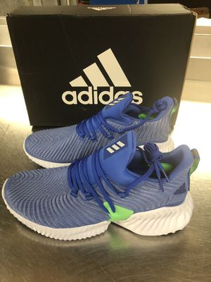 NEW ADIDAS ALPHABOUNCE INSTINCT SIZE-10 MENS for Sale in Jessup, MD