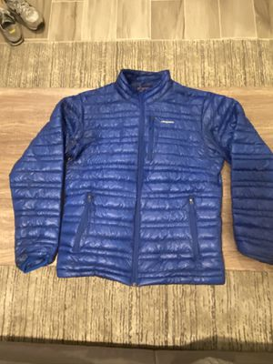 Men's Patagonia Ultralight Down Jacket - Perfect Condition for Sale in Washington, DC