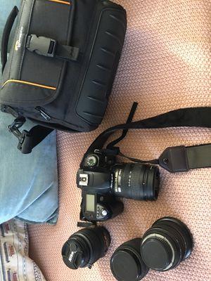 Nikon d70 for Sale in Stevensville, MD