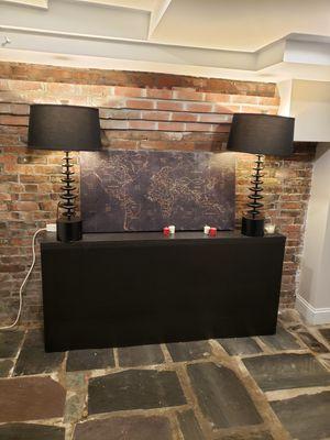 Headboard /side shelves/storage unit $95 for Sale in Boston, MA
