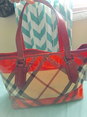 authentic burberry bag for Sale in West Valley City, UT