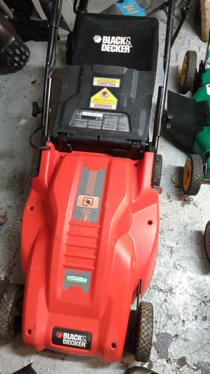 Electric lawn mower for Sale in Capitol Heights, MD