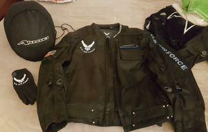 U.S. Airforce Motorcycle Gear for Sale in San Antonio, TX