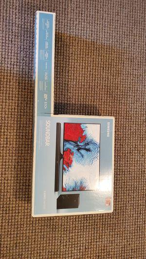 Samsung 5 Series 3.1Ch Soundbar w/ Subwoofer for Sale in Montrose, CO