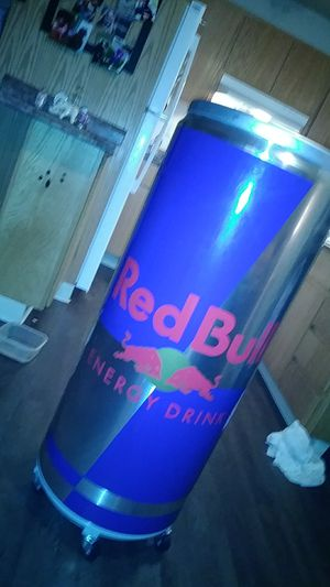 Red bull freezer 100 dollars brand new for Sale in San Francisco, CA