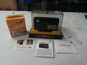 Vintage Kodak Disc 6000 Camera & 5 Disc Film for Sale in St. Louis, MO
