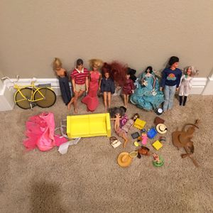 Vintage doll collection.$40 for Sale in Henderson, NV