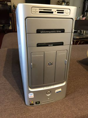 HP Media Center PC M7680N Wireless Loaded Computer Tower Desktop for Sale in Los Angeles, CA