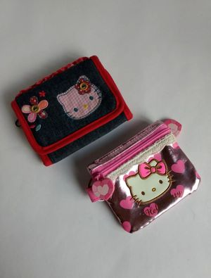 Hello Kitty Wallet And Coin Purse Bundle for Sale in Honolulu, HI