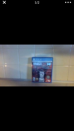 (PS4) NBA 2K14 (or best offer for Sale in Lee's Summit, MO