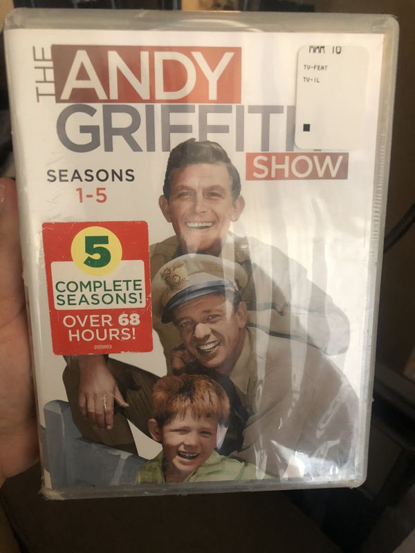 New full season The Andy Griffith