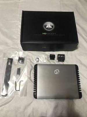 Jl audio hd1200 for Sale in Houston, TX
