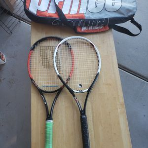 Prince Tennis Rackets for Sale in Queen Creek, AZ