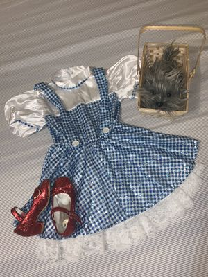 Dorothy Costume Kids for Sale in Philadelphia, PA