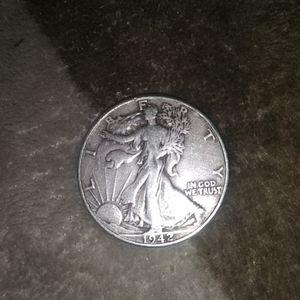 1942 silver half dollar for Sale in Los Angeles, CA
