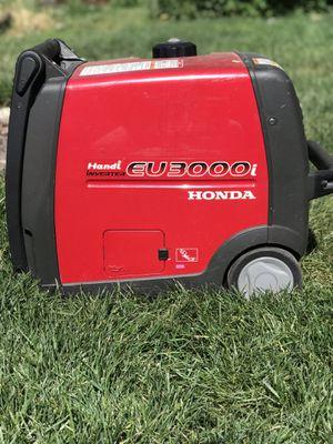 - Handi Portable Generator 3000W-EU3000i Handi for Sale in Denver, CO