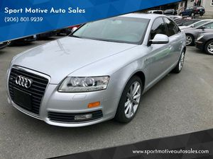 2010 Audi A6 for Sale in Seattle, WA