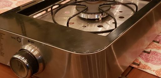 Auxiliar Side Burner MONUMENT BBQ Grill for Sale in Boca Raton,  FL
