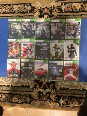 Xbox 360 games for Sale in Vienna, VA