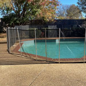 Pool Fence No Gate for Sale in Mesquite, TX