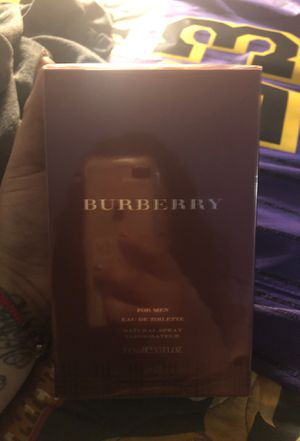 Burberry fragrance for men for Sale in West Covina, CA
