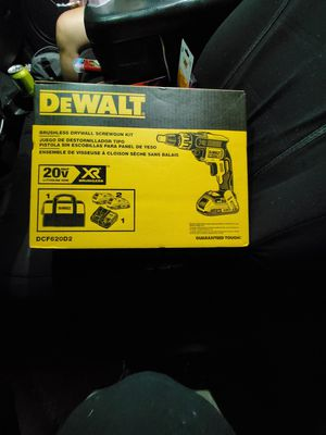 DeWalt 20v XR Brushless Drywall for Sale in Portland, OR