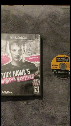 2 tony hawk's games for Sale in Stanton, CA
