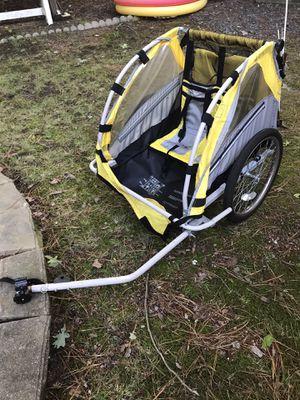 Bike Double Kid Trailer for Sale in Ocean Pines, MD