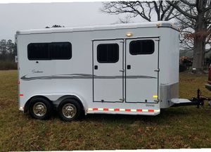 2OO9 H0RSE Trailer Sund0wner for Sale in Dallas, TX