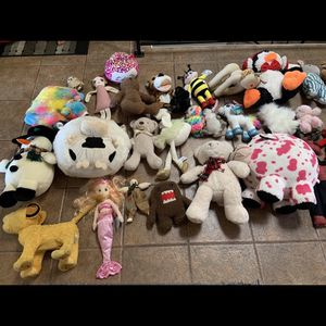 Stuffed Animal Toy Lot for Sale in Spring Valley, CA