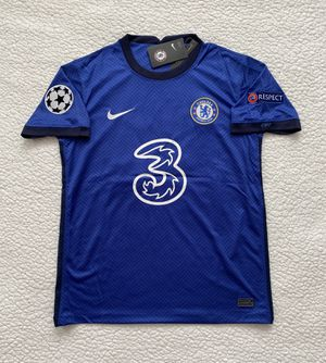 Kai Havertz #29 Chelsea FC Soccer Jersey - Brand New - Men's Blue Champions League 2020 / 2021 Soccer Jersey - Size M / L / XL for Sale in New York, NY